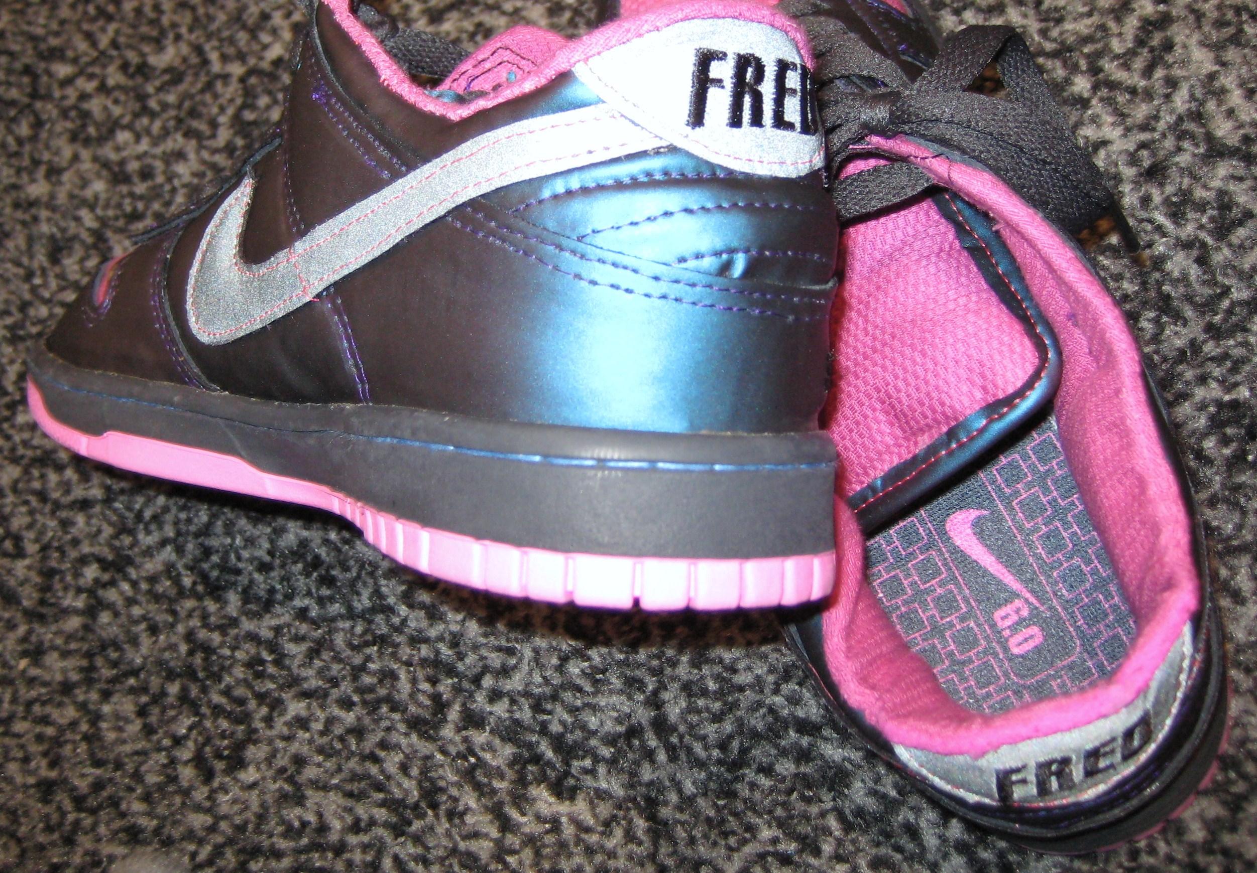 ChromaFlair Sneaker