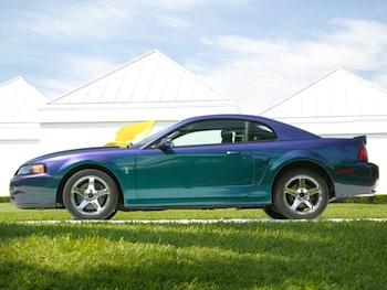 Ford Mustang Cobra Mystic