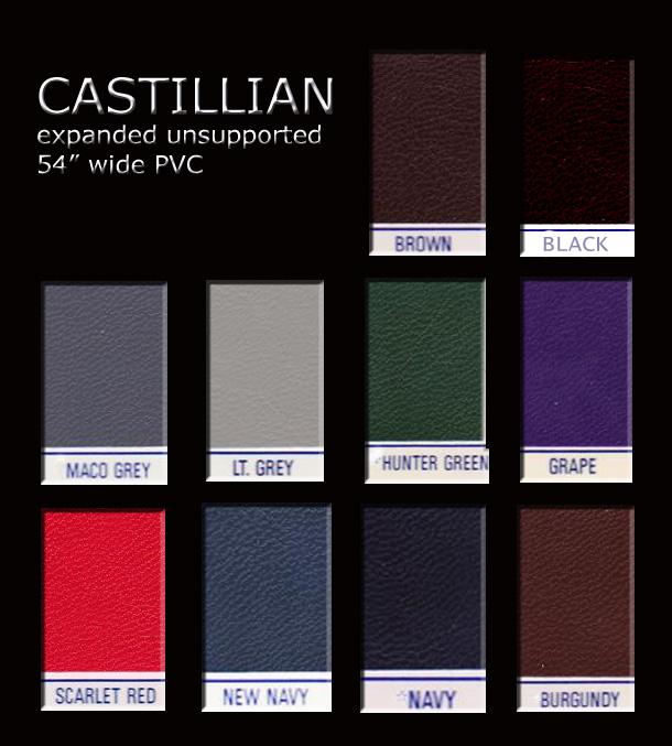 CASTILLIAN (NON WOVEN BACK)