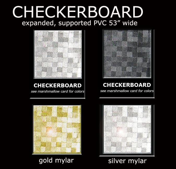 Checkerboard Color Card