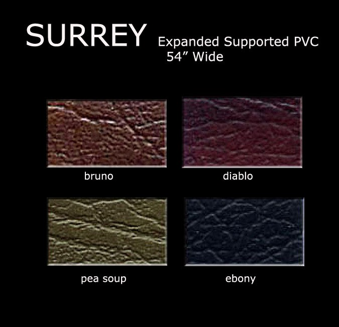 Surrey Expanded PVC