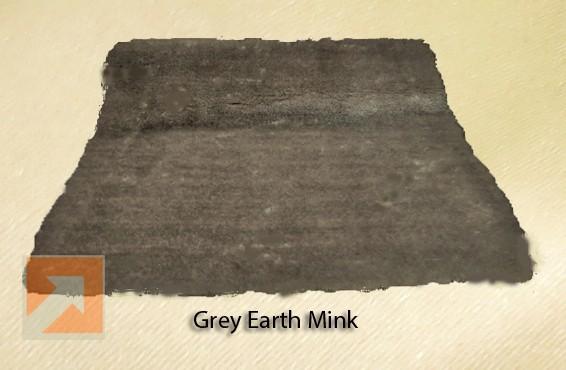 Grey Earth Mink