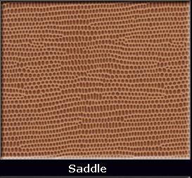 Lizard-Saddle