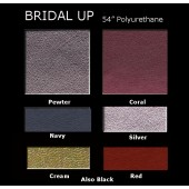 Bridal up Polyurethane Color Card