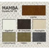 Mamba Polyurethane Color Card