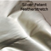 Silver Patent Featherstretch