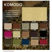 Komodo Color Card