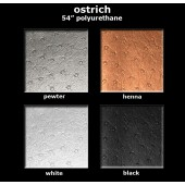 Ostrich Polyurethane Color Card