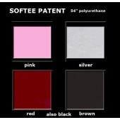 Softee Patent Polyurethane Color Card