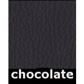 Chocolate Waxy Pleather Polyurethane